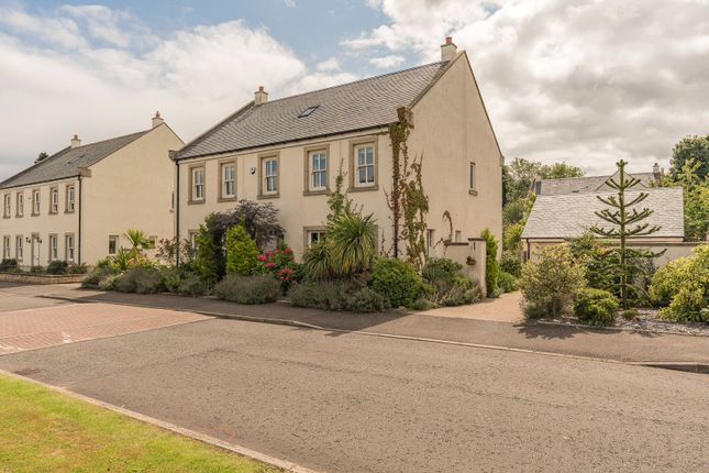 Thumbnail Detached house for sale in Robert Smith Place, Dalkeith, Midlothian