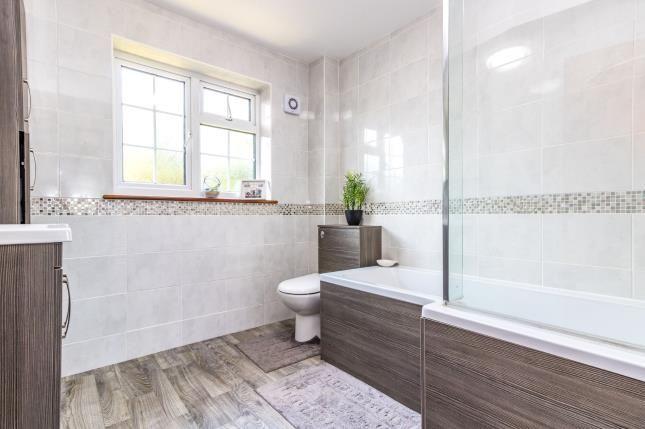 Bathroom of Chapel Lane, Hempstead, Gillingham, Kent ME7