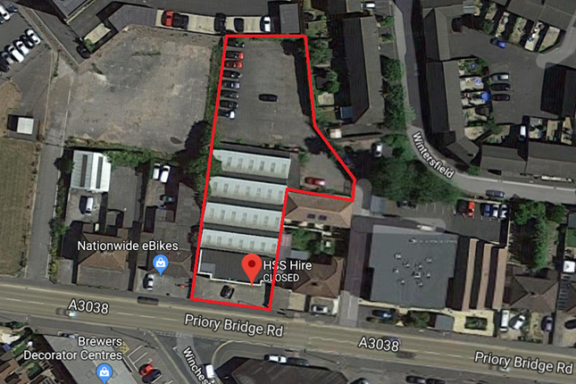 Thumbnail Industrial for sale in Priory Bridge Road, Taunton
