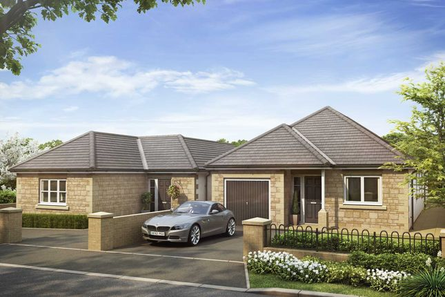Thumbnail Detached bungalow for sale in Orchard Road, Finedon, Wellingborough