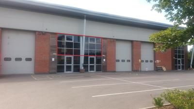 Thumbnail Office to let in Harrison Road, Airfield Business Park, Market Harborough