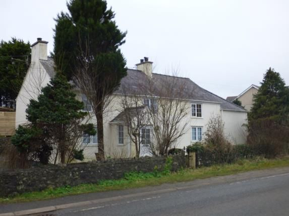 Land for sale in Capel Mawr, Llangristiolus, Bodorgan, Anglesey LL62