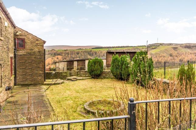 Rear Of Property of Studd Brow, Whitworth, Rochdale, Lancashire OL12
