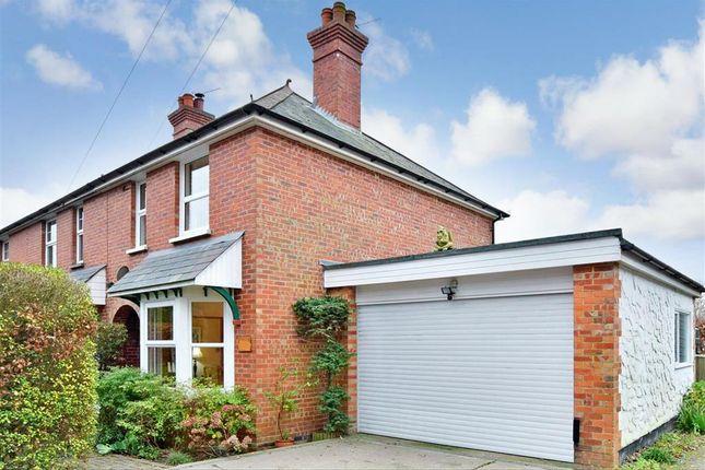 Thumbnail Semi-detached house for sale in Little London, Heathfield, East Sussex
