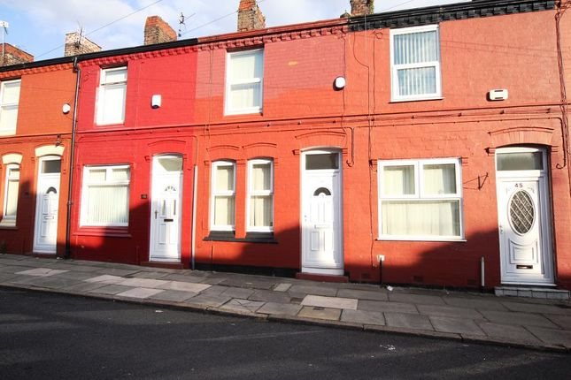 Thumbnail Terraced house to rent in Goswell Street, Wavertree, Liverpool