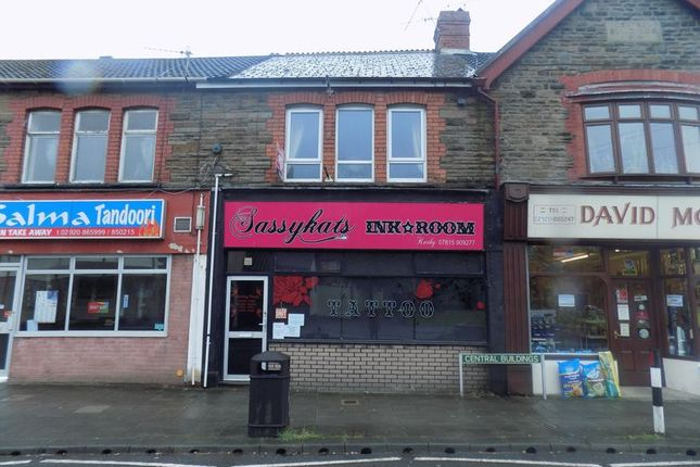 Thumbnail Flat to rent in Trethomas, Caerphilly