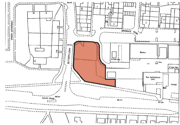 Thumbnail Land to let in 113 Buttars Loan, Dundee
