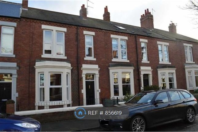 Thumbnail Terraced house to rent in Denwick Terrace, Tynemouth