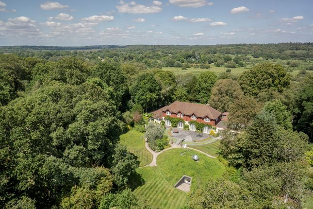 Thumbnail Country house for sale in Bisterne Close, Burley, Ringwood