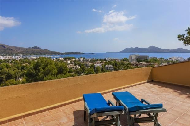 Thumbnail Property for sale in Puerto Pollensa, Mallorca, Spain
