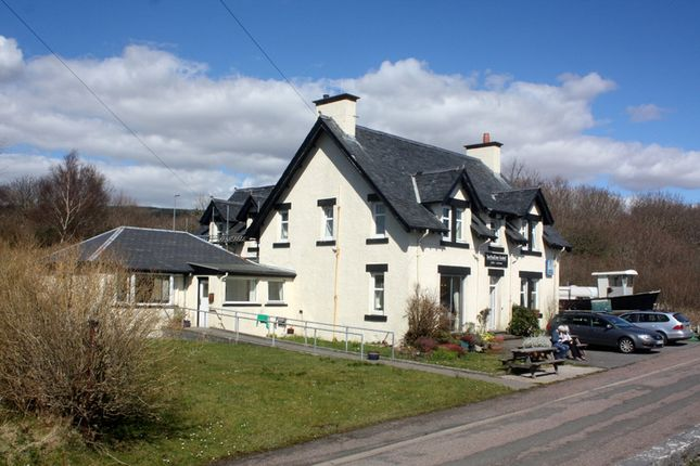 Thumbnail Hotel/guest house for sale in Lochaline Hotel, Lochaline, Morvern, By Oban
