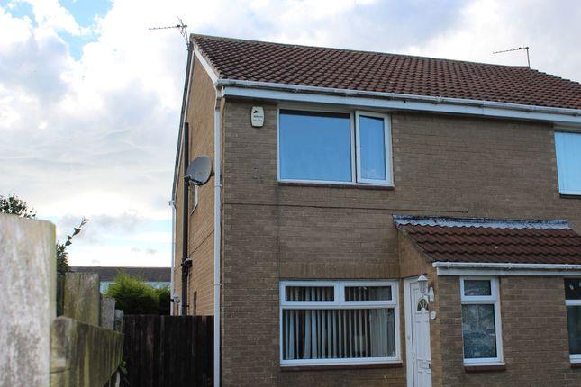 2 bed semi-detached house for sale in Hayton Close, Cramlington NE23
