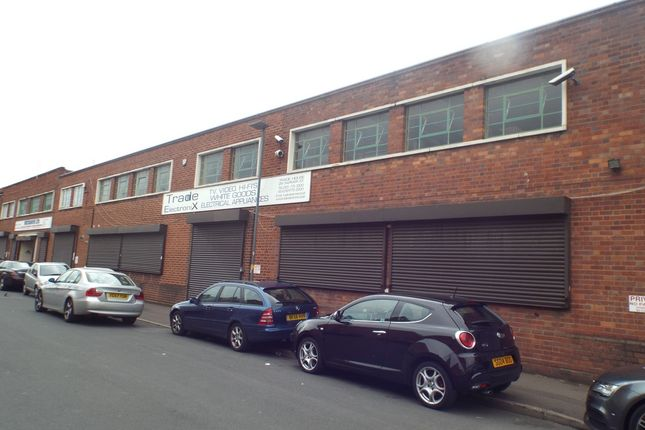 Thumbnail Warehouse to let in 30-34 River Street, Digbeth
