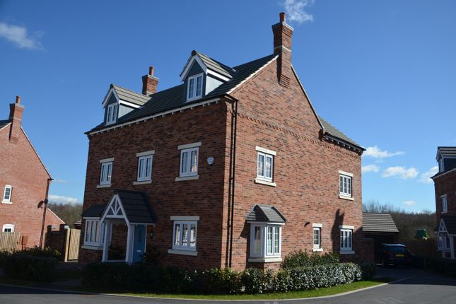 Thumbnail Detached house for sale in Pottery Lane, Lount