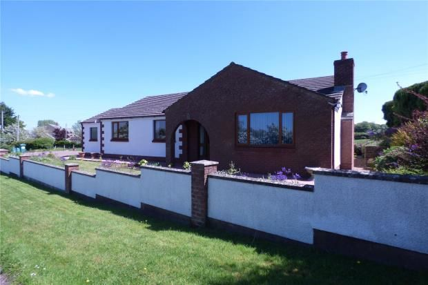 Thumbnail Detached bungalow for sale in Parson Close, Bolton New Houses, Wigton, Cumbria