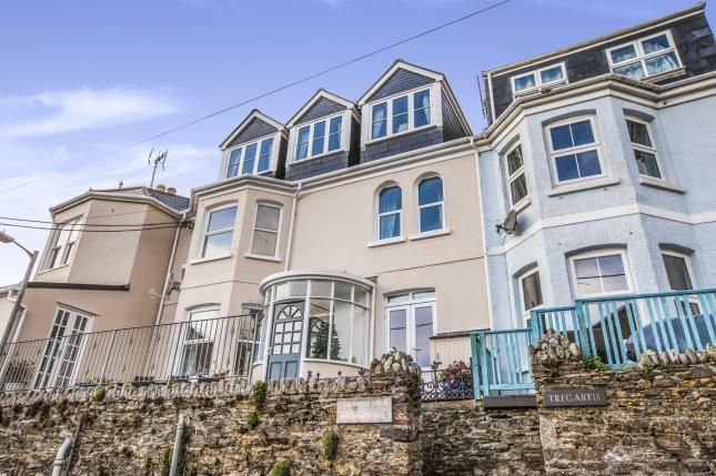 Thumbnail Flat for sale in Harbour View, North Road, Looe