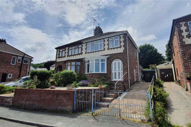 Semi-detached house for sale in West Drive, Holywell, Flintshire