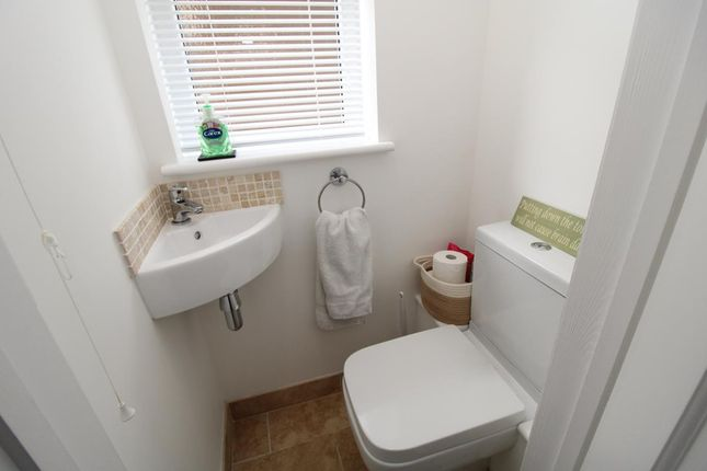 Downstairs wc of Reddington Road, Plymouth PL3