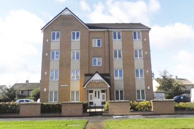 Thumbnail Flat to rent in 2 F Attlee House, Ned Lane, Bradford