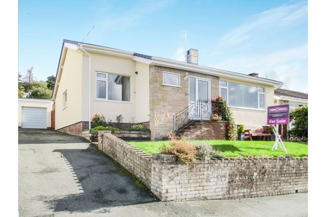 Thumbnail Detached bungalow for sale in Glan Aber Estate, Eglwysbach