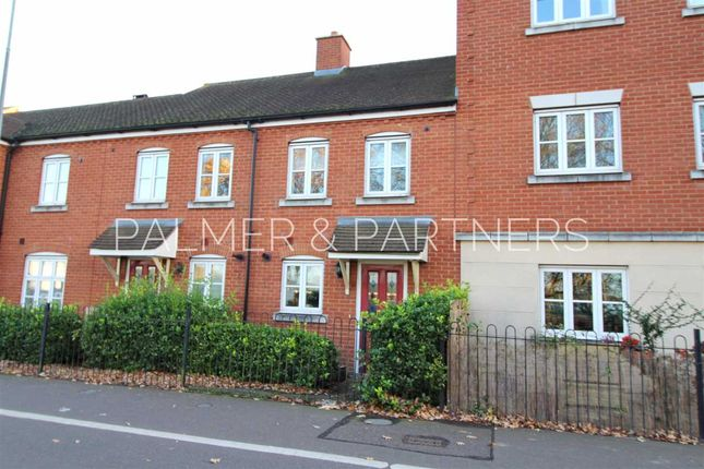 Thumbnail Terraced house for sale in Springham Drive, Mile End, Colchester
