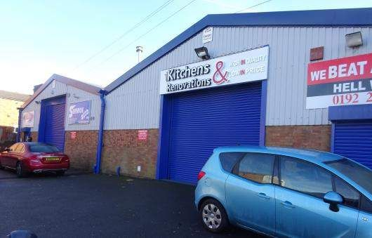 Thumbnail Warehouse to let in Walsall, West Midlands