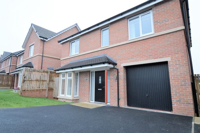Thumbnail Detached house to rent in Leicester Square, Crossgates, Leeds