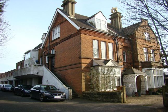 Thumbnail Flat to rent in Filsham Road, St. Leonards-On-Sea