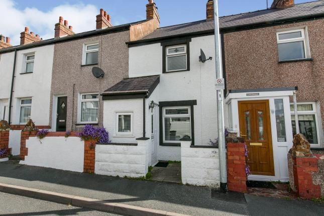 Thumbnail Terraced house for sale in Park Terrace, Deganwy, Conwy, North Wales