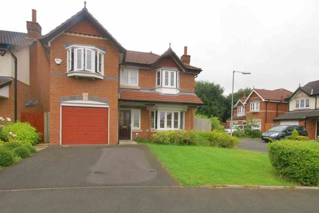 Thumbnail Detached house to rent in Higherbrook Close, Horwich, Bolton