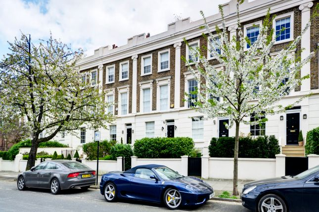 4 bed terraced house to rent in Queens Grove, London NW8