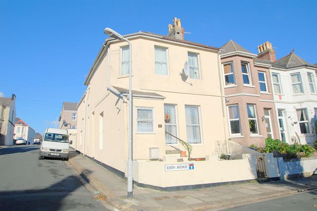 Thumbnail Flat for sale in Edith Avenue, Plymouth