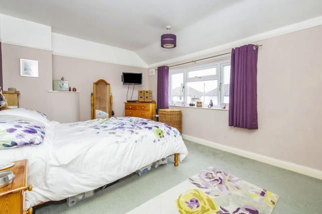 Bedroom One of Iris Avenue, Birstall, Leicester, Leicestershire LE4