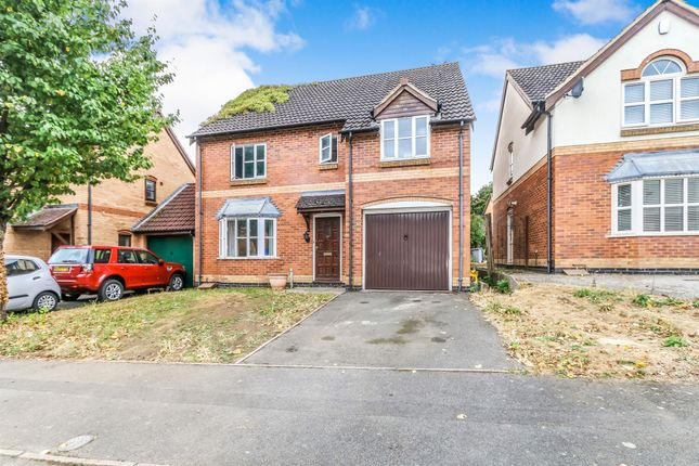 Thumbnail Detached house for sale in Haweswater Road, Kettering