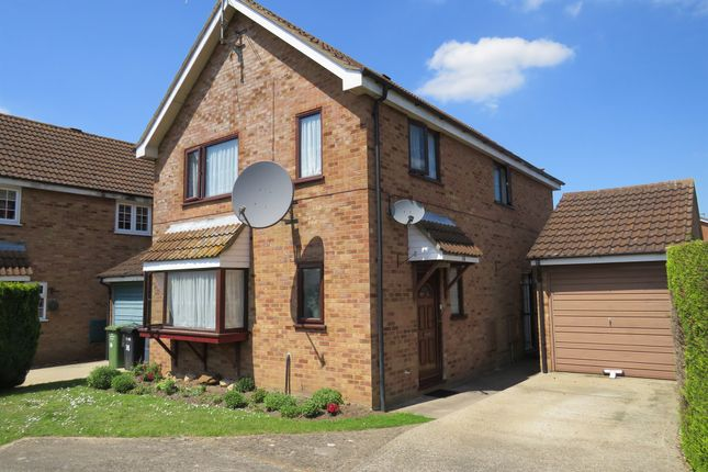Thumbnail Detached house for sale in Corbyn Shaw Road, King's Lynn