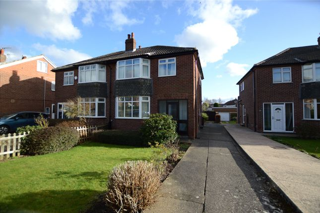3 bed semi-detached house for sale in Sandyacres Crescent, Rothwell, Leeds LS26