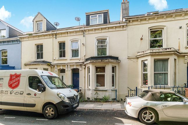 Thumbnail Flat to rent in Houndiscombe Road, Mutley, Plymouth