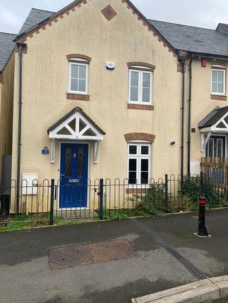 Thumbnail Semi-detached house to rent in Yr Hen Gorlan, Swansea, Gowertn