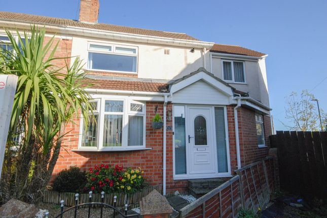 Thumbnail Semi-detached house for sale in Abercorn Road, Sunderland