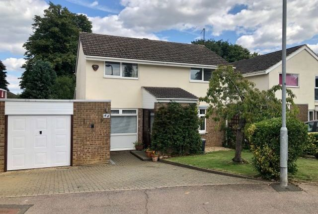 Thumbnail Detached house for sale in Harmans Way, Weedon, Northants