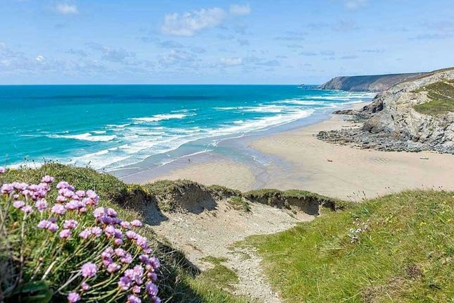 Thumbnail Terraced house for sale in Towan Valley, Porthtowan, Truro