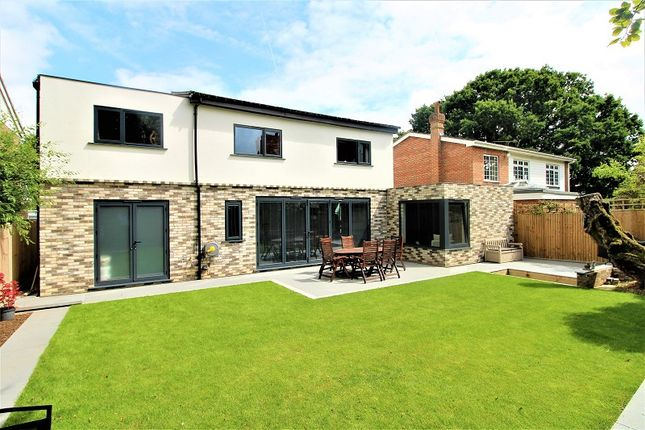 Thumbnail Detached house for sale in Artel Croft, Crawley, West Sussex.