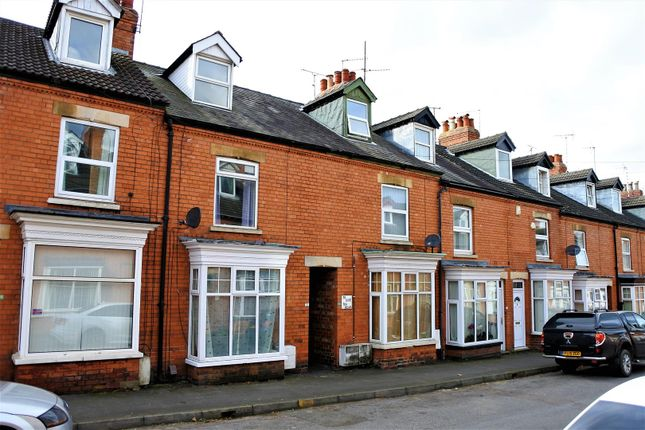 3 bed terraced house for sale in Edward Street, Grantham