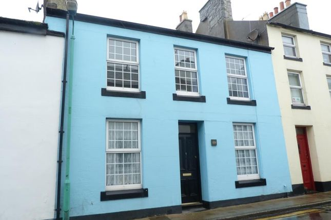 3 bed town house for sale in Malew Street, Castletown