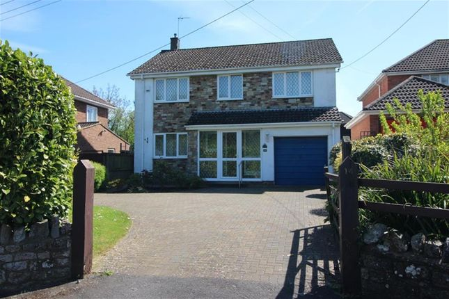 Thumbnail Detached house for sale in Church Road, Yate, Bristol