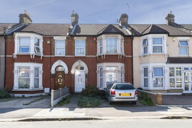 Thumbnail Terraced house for sale in Kinfauns Road, Goodmayes, Ilford