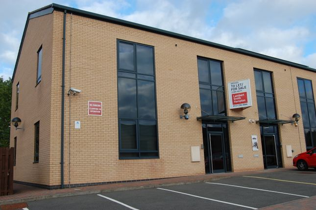 Thumbnail Office to let in 4 Hamel House, Calico Business Park, Sandy Way, Tamworth