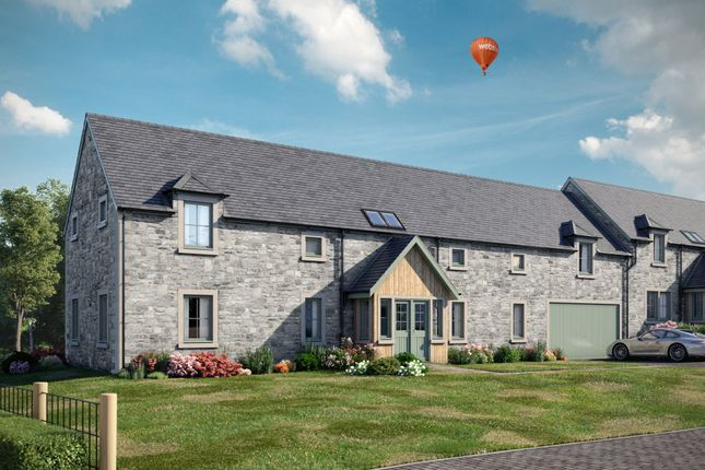 Thumbnail Property for sale in Plot 1, The Paddocks, Powmill