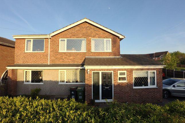 Thumbnail Detached house for sale in Mill Lane, Belper