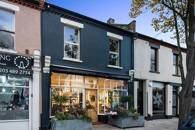 Thumbnail Retail premises for sale in 66, Thames Road, London